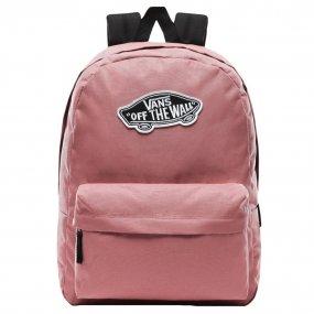 vans wm realm backpack nostalgia rose