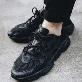 adidas ozweego męskie czarne (ee6999)