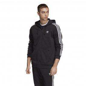 adidas 3‑stripes hoodie (dv1551)