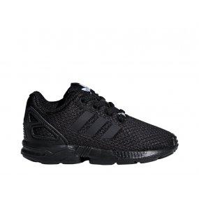 adidas zx flux el i dziecięce czarne (bb9119)