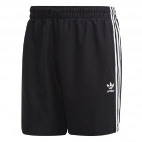 adidas 3‑stripes swim shorts (fm9874)