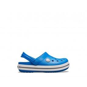 crocs crocband clog dziecięce niebieskie