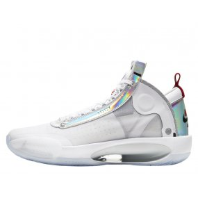 "air jordan xxxiv ""iridescent"" (ar3240‑101)"