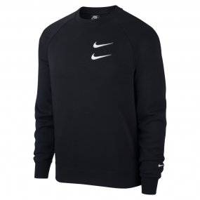nike nsw swoosh crew bb (cj4865‑010)
