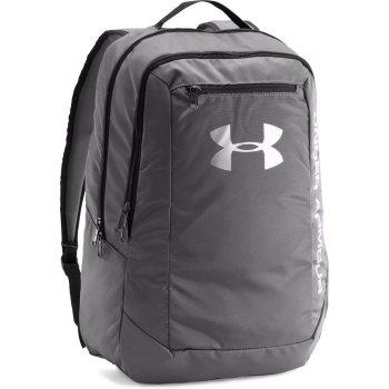 ua hustle backpack ldwr ‑ gph/gph/slv