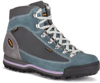 aku w's ultralight micro gtx, grey/ sugar paper,