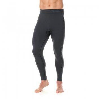 spodnie termoaktywne brubeck thermo grafitowy