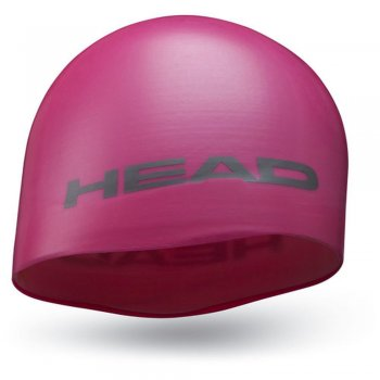 czepek head silicone moulded pink