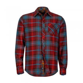 koszula marmot anderson flannel ls, port,