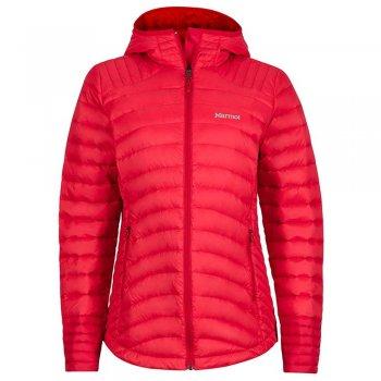 kurtka damska wm's electra jacket, tomato/team red