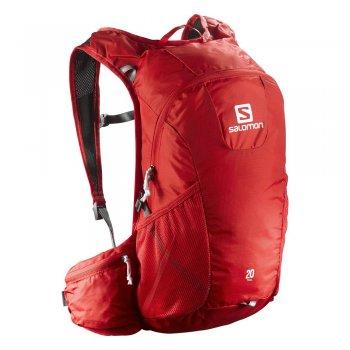 plecak salomon trail 20 czerwony
