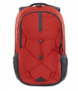 plecak the north face jester ketchup red emb