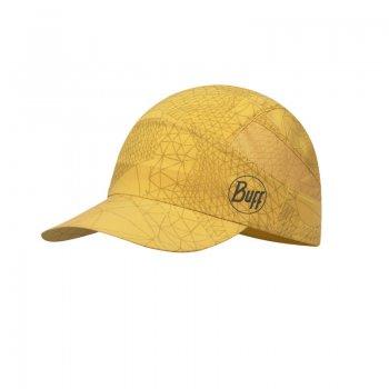 czapka buff pack trek cap net mustard