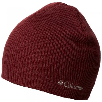czapka columbia whirlibird watch cap rich wine