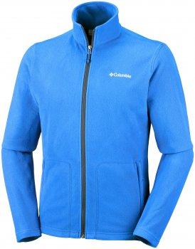 bluza columbia fast trek light super blue