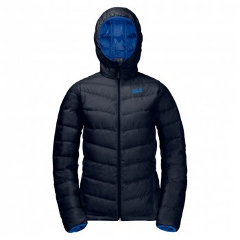 kurtka jack wolfskin helium women midnight blue