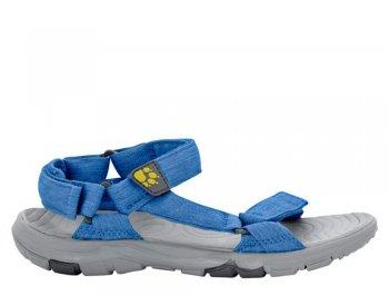 sandaŁy jack wolfskin seven seas 2 sandal w wave blue