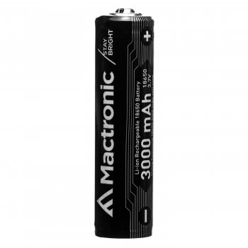 akumulator mactronic 18650 3000 mah do latarek