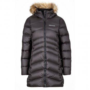 kurtka marmot wm's montreal coat, black