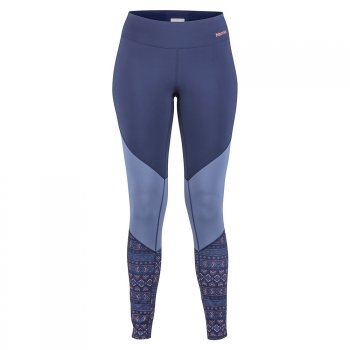 spodnie marmot wm's lightweight lana tight, arctic navy