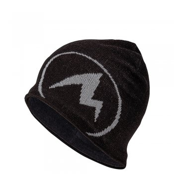czapka marmot summit hat, black/mid grey