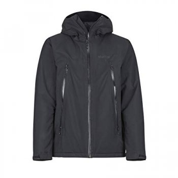 kurtka marmot solaris jacket black