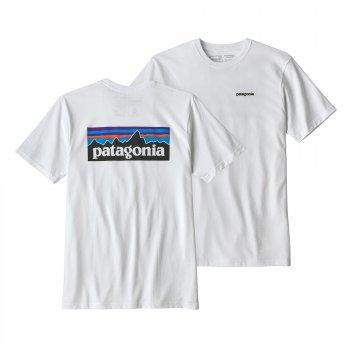 koszulka patagonia men's p‑6 logo responsibili‑tee®