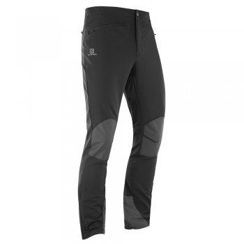 spodnie salomon wayfarer mountain czarne
