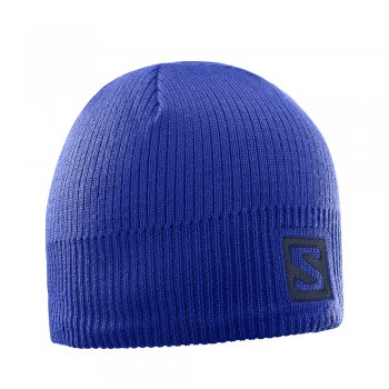 czapka salomon logo beanie surf the web