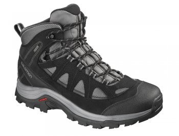 buty salomon authentic ltr gtx  magnet/bk/quiet
