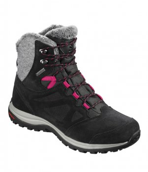 buty salomon ellipse winter gtx# bk/phantom/ceri