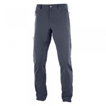 spodnie salomon wayfarer incline pant m graphite
