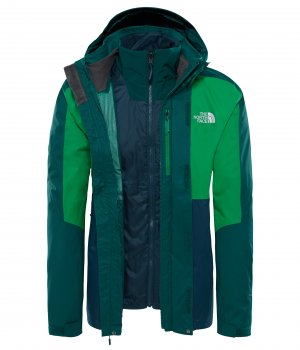 The North Face PeakFrontier Hybrid Jacket M Granatowo Błękitna