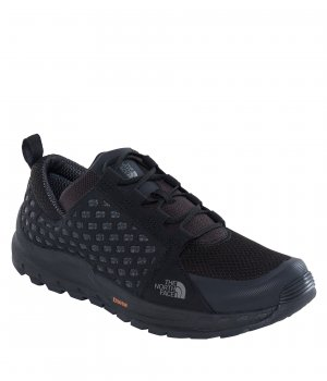 the north face mountain sneaker/tnf black/smoke