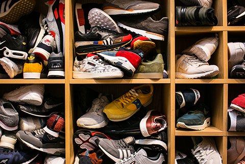 kultowe modele sneakersów