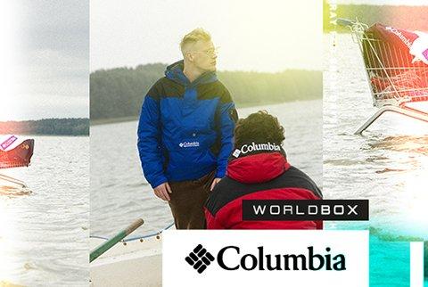 worldbox wita markę columbia!