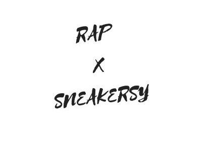 rap x sneakersy