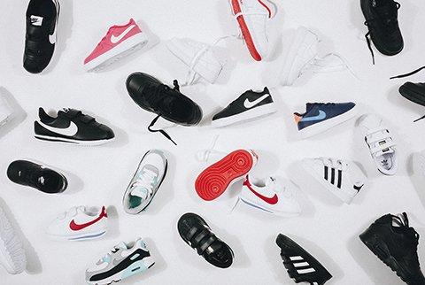 sneakersy dla dzieci i trampki niemowlęce