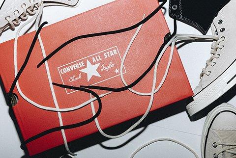 trampki converse – 10 kolaboracji kultowych sneakersów