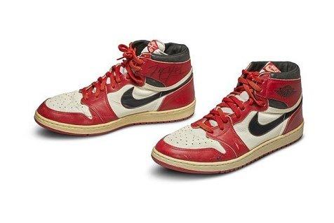"nike air jordan: buty michaela jordana z serialu ""ostatni taniec"""