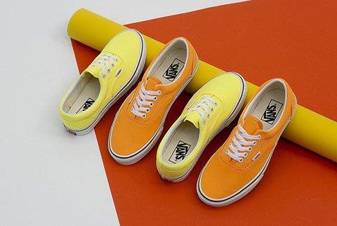 modne, kolorowe sneakersy –  idealne na wiosnę!