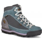 buty aku w's ultralight micro gtx, grey/ sugar paper,