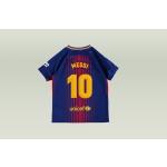 koszulka nike fc barcelona stadium 17/18 h junior