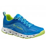 buty columbia drainmaker iv hyper blue, fis