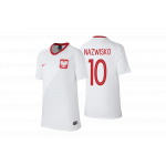 koszulka nike polska wc 2018 h breathe top junior (894013-100)