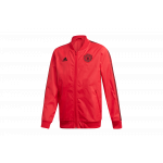 bluza adidas manchester united anthem h 19/20 junior (dx9073)