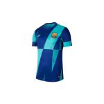 koszulka nike fc barcelona dry top ss pre match (bv2096-314)