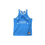 mitchell & ness team tank top los angeles lakers
