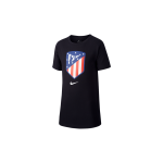koszulka nike atletico madryt tee evergreen crest junior (aq7847-010)