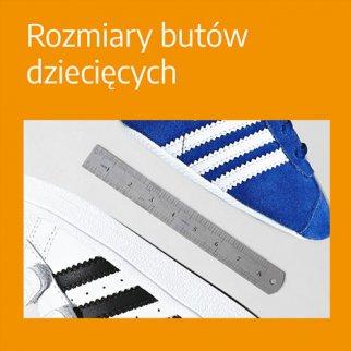 Rozmiary butów dziecięcych